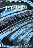 Okładka: , Easy keyboard library. Jazz classics