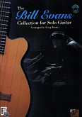 Ok�adka: Evans Bill, The collection for solo guitar + CD