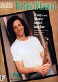 Okładka: Kenny G, The Best Of Kenny G (score + part)