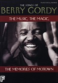 Ok�adka: Gordy Berry, The music, the magic, the memories of motown. The songs of