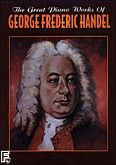 Okładka: Händel George Friedrich, The great piano works of