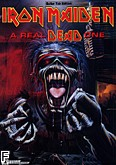 Okładka: Iron Maiden, A real dead one