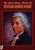 Okładka: Mozart Wolfgang Amadeusz, The great piano works of