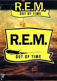 Okładka: REM, Out of time GTR TAB