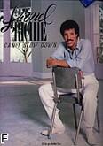 Okładka: Richie Lionel, Cant slow down