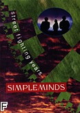 Okładka: Simple Minds, Street fighting years