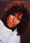 Okładka: Streisand Barbara, Memories