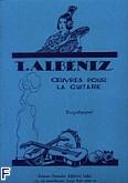 Okładka: Albéniz Isaac, Tango espagnol guitare