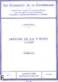 Okładka: Bach Johann Sebastian, Prelude de la Suite nr 05 pour violoncelle