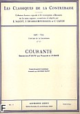 Okładka: Bach Johann Sebastian, Courante extraite de la Suite nr 06