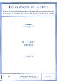 Okładka: Beethoven Ludwig van, Classique flute n006 melodie