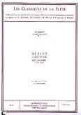 Okładka: Boccherini Luigi Rodolpho, Menuet du quintette en mi N. 7