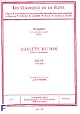 Okładka: Lully Jean-Baptiste, Ballets du roi: Gavotte en rondeau