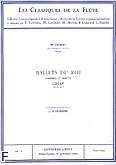 Okładka: Lully Jean-Baptiste, Ballets du roi: Sarabande et gavotte