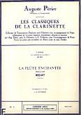 Okładka: Mozart Wolfgang Amadeusz, La flute enchantee: Invocation