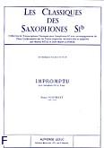 Okładka: Schubert Franz, Impromptu