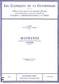 Okładka: Bach Johann Sebastian, Suite nr 1 pour violoncelle: Allemande