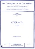 Ok�adka: Bach Johann Sebastian, Suite nr 1 pour violoncelle: Courante
