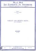 Okładka: Mozart Wolfgang Amadeusz, Ballet des petits riens: Gavotte sentimentale