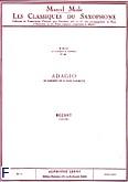 Ok�adka: Mozart Wolfgang Amadeusz, Concerto  A pour clarinette: Adagio