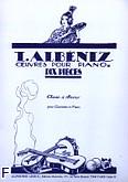 Okładka: Albéniz Isaac, Chant d'amour