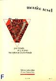 Okładka: Ravel Maurice, Piece en forme de habanera