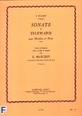 Okładka: Telemann Georg Philipp, Sonate
