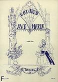 Ok�adka: Gounod Charles, Ave Maria
