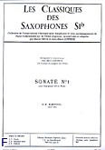 Okładka: Händel George Friedrich, Sonate nr 1