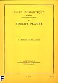 Okładka: Planel Robert, Suite romantique nr 6: Chanson du muletier