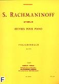Ok�adka: Rachmaninow Sergiusz, Polichinelle op. 3 nr 4