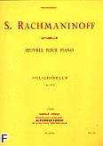 Okładka: Rachmaninow Sergiusz, Polichinelle op. 3 nr 4