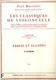 Okładka: Schumann Robert, Adagio et Allegro