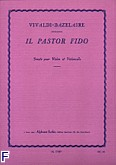 Ok�adka: Vivaldi - Bazelaire, Il pastor fido sonate Op.13