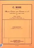 Ok�adka: Weber Carl Maria von, Concertino Op. 26