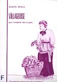 Okładka: Bitsch Marcel, Villageoise