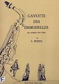 Ok�adka: Bozza Eugene, Gavotte des damoiselles