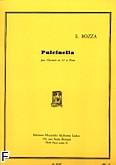 Ok�adka: Bozza Eugene, Pulcinella clarinette sib et piano