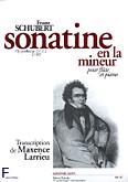 Ok�adka: Schubert Franz, Sonatine en la mineur op.posthume 137 nr 2 d385