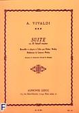 Ok�adka: Vivaldi Antonio, Suita B-dur na alt�wk� i fortepian