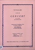 Ok�adka: Vivaldi Antonio, Concert e-moll