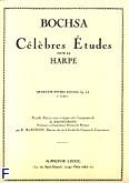 Okładka: Bochsa N.Ch, 40 Études faciles Op. 318, volume 1