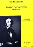 Ok�adka: Mendelssohn-Bartholdy Feliks, Rondo capriccioso