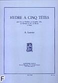 Okładka: Louvier Alain, Hydre a 5 tetes