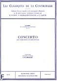 Okładka: Mozart Wolfgang Amadeusz, Concerto
