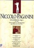 Ok�adka: Paganini Niccolo, 24 caprices Op. 1