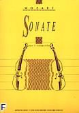 Ok�adka: Mozart Wolfgang Amadeusz, Sonata na 2 wiolonczele (lub fagoty)