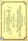 Ok�adka: Bach Johann Sebastian, Oeuvres completes pour orgue vol.10