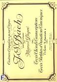 Ok�adka: Bach Johann Sebastian, Oeuvres completes pour orgue vol.10/nr 2