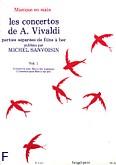 Okładka: Vivaldi Antonio, Concertos volume 1 flute a bec seule (mm19)